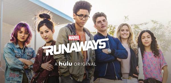hulu marvel's runaways premiere date