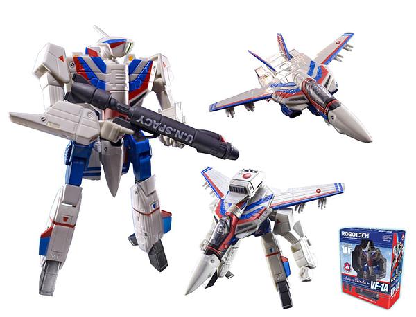 Toynami SDCC Exclusive Robotech Angel Bird Exclusive