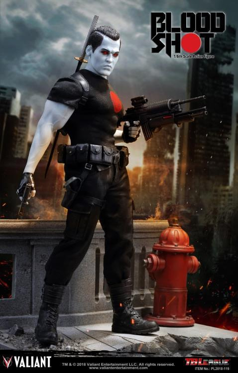 Bloodshot 1:6 Scale Figure 6