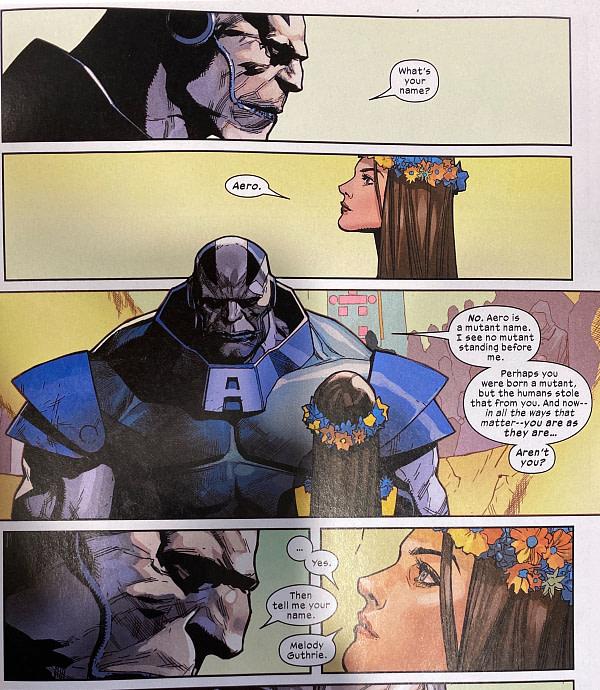 The Crucible in Tomorrow's X-Men Doesn't Undo Genoshan Genocide... But It Does Undo [SPOILER]