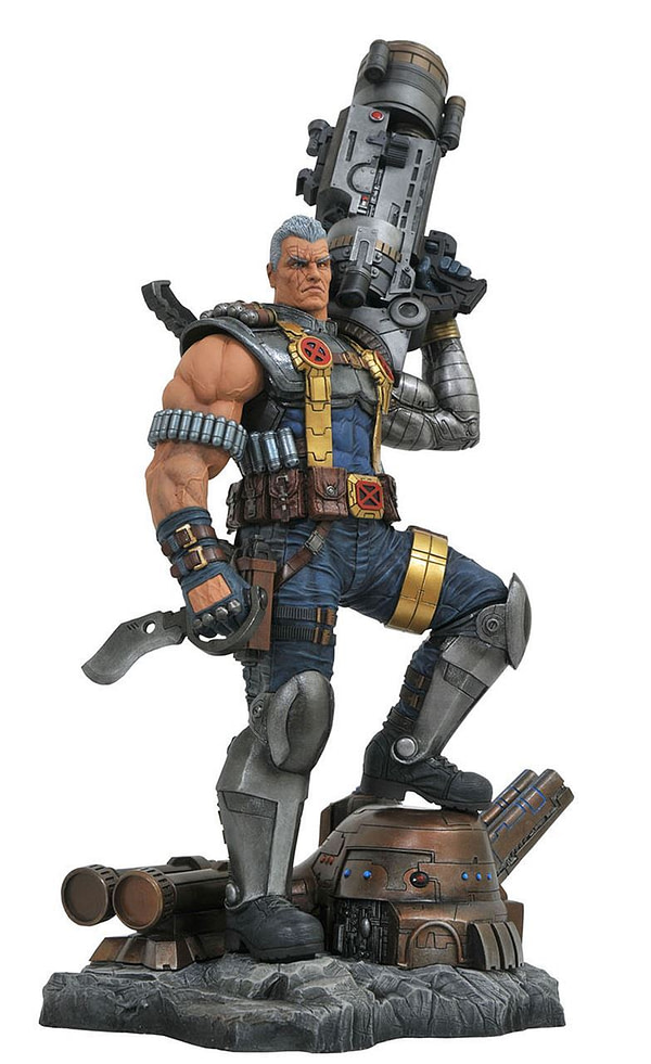 Diamond Select Toys Cable Resin Statue