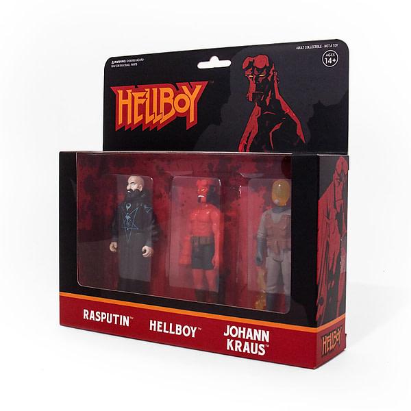 Super7 Hellboy ReAction Figures Wave 2 NYCC Exclusive Box 2