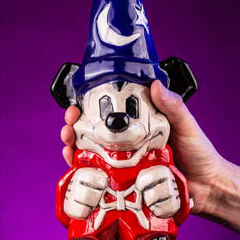 Sorcerer Mickey Tiki Mug Up For Order From Mondo