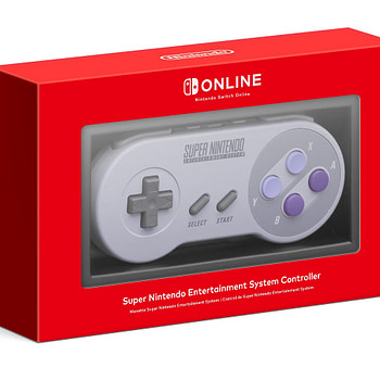 Nintendo Is Now Selling The SNES Controllers For The Switch