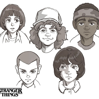 """""""Stranger Things"""": Animators at Fates Reveal How They Made that 80s Anime Fan Trailer"""