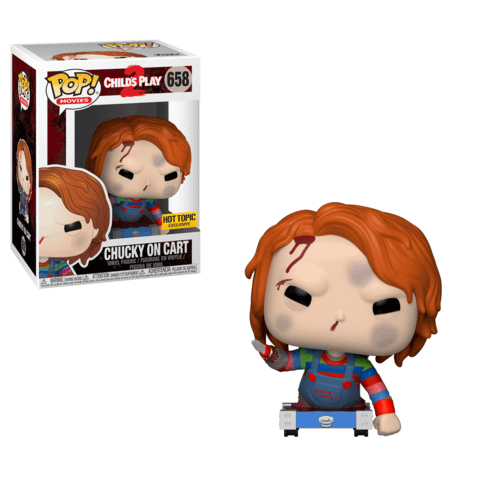 Funko Horror Chucky Hot Topic Exclusive