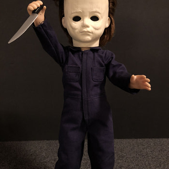 Mezco Living Dead Dolls Halloween Michael Myers 8