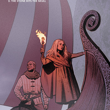 Sword Daughter #2 cover by Greg Smallwood