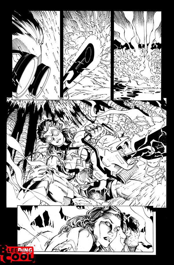 SCOOP: Art, Details For Dark Nights: Death Metal, Sequel by Scott Snyder and Greg Capullo From DC Comics in May