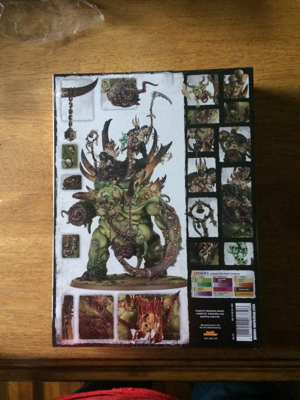 """Review: Games Workshop's """"The Glottkin"""" Box - """"Age of Sigmar"""""""