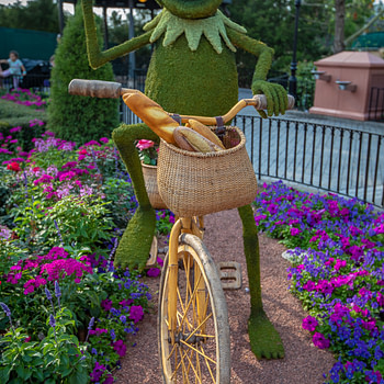 Disney announces new talent for the 27th Annual Epcot International Flower and Garden Festival!