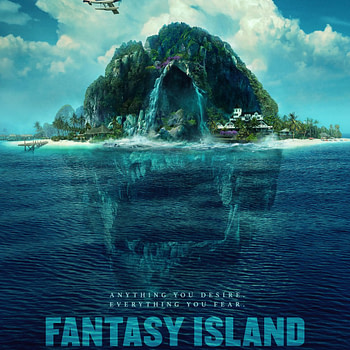 'Fantasy Island' Poster Hides the Evil Lurking Below