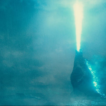 Godzilla: King of the Monsters - Intimidation - Only In Theaters May 31