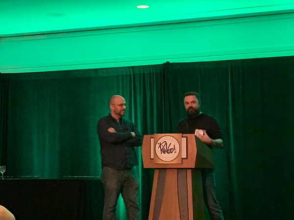 Ringo Awards 2019 Presented at Baltimore Comic Con - The Winners