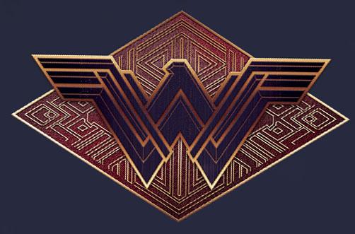 Wonder Woman II Movie Symbol