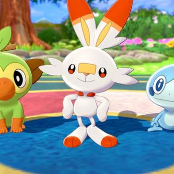 """Pokémon  Sword"" and ""Shield"" Nintendo Switch E3 News"