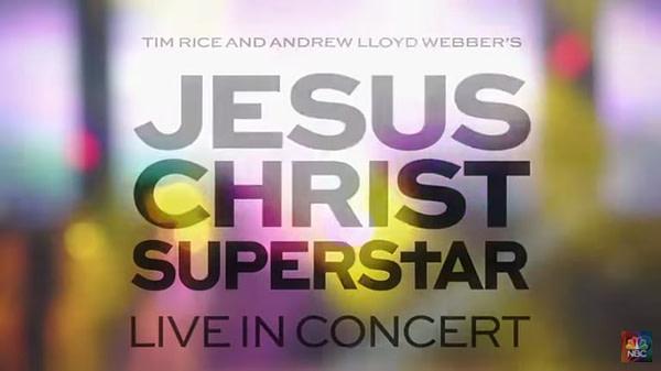 jesus christ superstar promo nbc