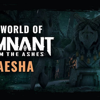 Remnant: From the Ashes Shows Off the Gorgeous Yaesha Environment