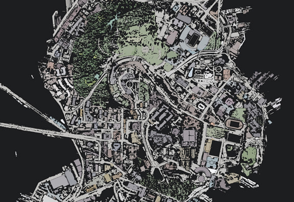 Gideon Falls #1 Cover by Andrea Sorrentino
