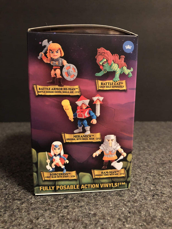 The Loyal Subjects Masters of the Universe Wave 2 2