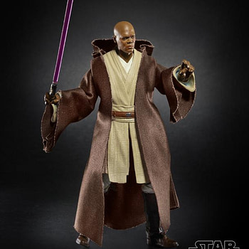 Star Wars Black Series Mace Windu