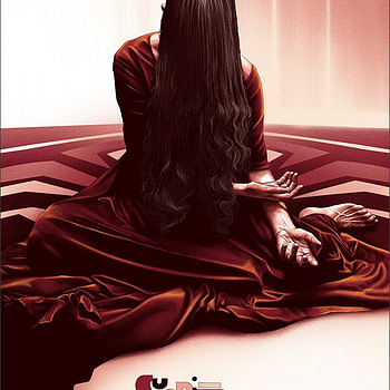 Mondo Suspiria Poster By Deck