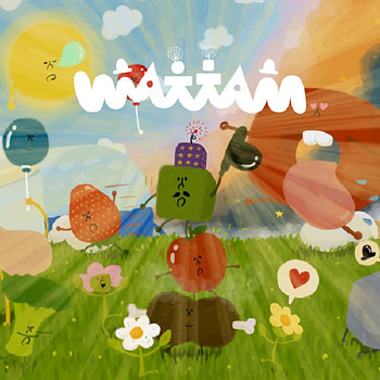 "Annapurna Interactive Announces ""Wattam"" For PS4 In December"