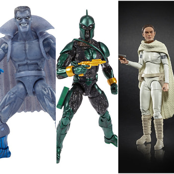Marvel Legends Star Wars Collage