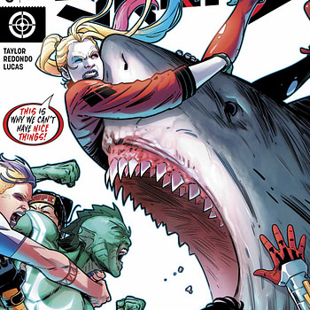 "REVIEW: Suicide Squad #3 -- ""This Issue Is Very Enjoyable"""