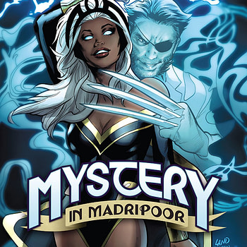Hunt for Wolverine: Mystery in Madripoor #2 cover by Greg Land, Jay Leisten, and Jason Keith
