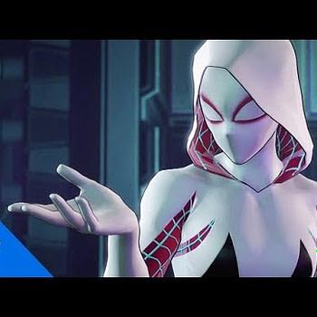 Marvel Ultimate Alliance 3 Spider-Gwen Gameplay has Arrived