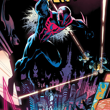 Amazing Spider-Man's 2099 Event Gets a Launch Trailer from Marvel