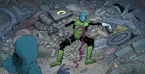 Will Teen Lantern Take Over The Green Lantern Comic in 2020?