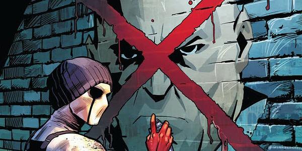 Daredevil #598 cover by Dan Mora and Romulo Fajardo Jr.