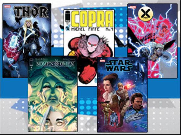WARNING: Retailers Will Need to Order Marvel and Image Comics Ahead Of Time For New Year's Day