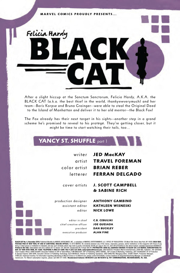 Black Cat #4 [Preview]