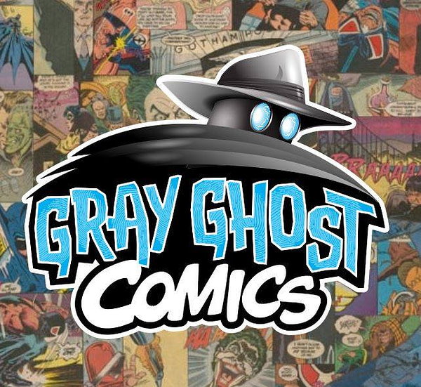 Gray Ghost Comics Opens in Tifton, Georgia