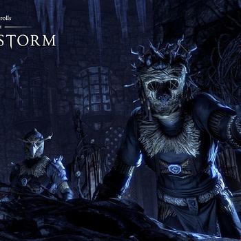 """""""Elder Scrolls Online"""" Kicks Off Year-Long Harrowstorm Adventure"""