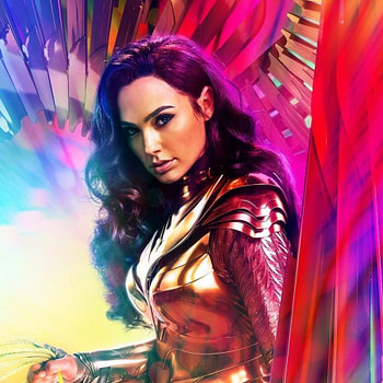 Wonder Woman 1984 New Poster New Banner