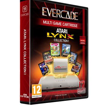 Evercade Announces An Atari Lynx Cartridge With 17 games