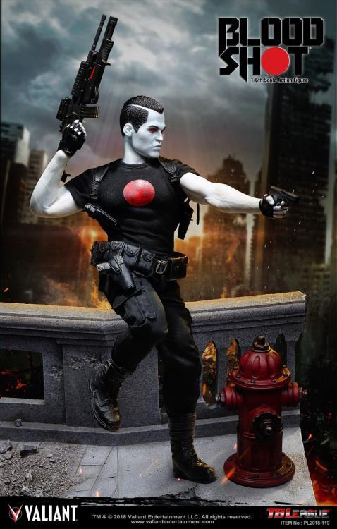 Bloodshot 1:6 Scale Figure 8