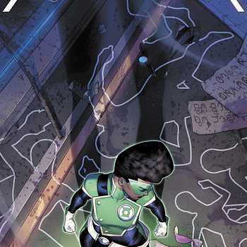 """REVIEW: Far Sector #4 -- """"This Is A Complex, Enjoyable Science Fiction Mystery"""""""