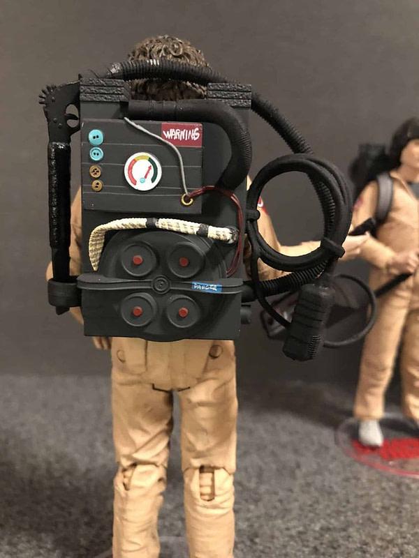McFarlane Toys Stranger Things Ghostbusters Set 8