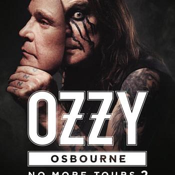 Ozzy Osbourne FINAL TOUR