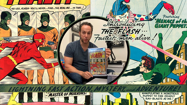 The Flash, Green Lantern, and the Art of the Vintage Reboot