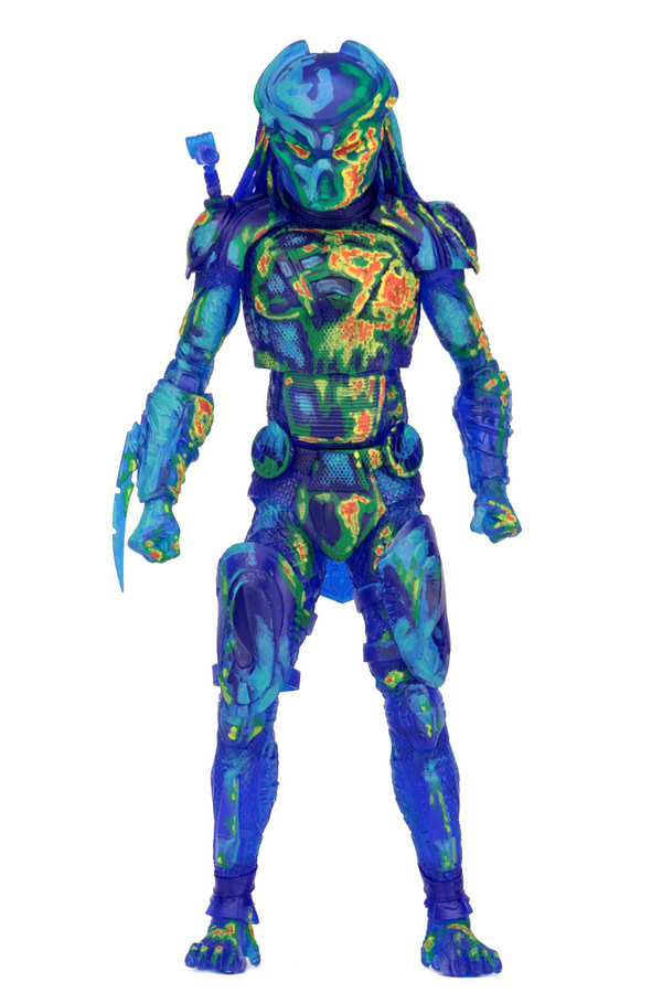 NECA Thermal Predator Figure Target Exclusive 4