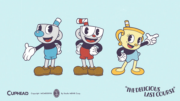 """Cuphead"" Will Be Receiving DLC Called ""The Delicious Last Course"""