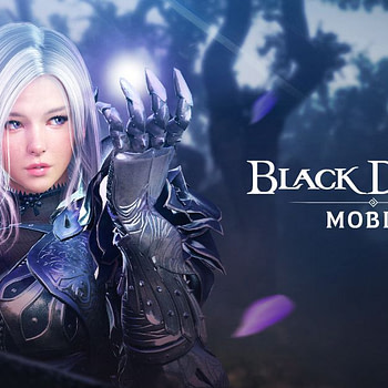 Black Desert Mobile Dark Knight