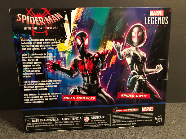 Marvel Legends Spider-Verse Two Pack 2