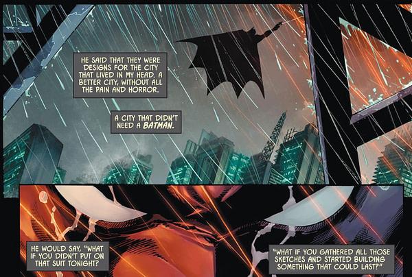 Batman #86 Has Still 86'ed Alfred Pennyworth